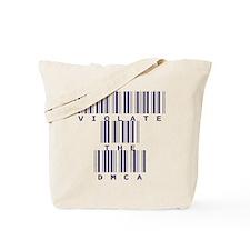 Anti-DMCA Tote Bag