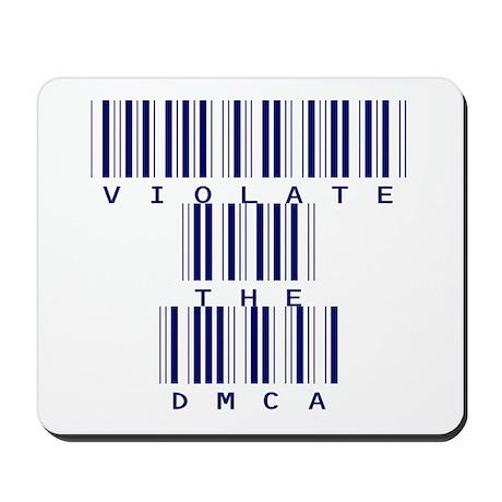 Anti-DMCA Mousepad