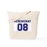 Hemingway 08 Tote Bag