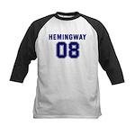 Hemingway 08 Kids Baseball Jersey