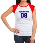Hemingway 08 Women's Cap Sleeve T-Shirt