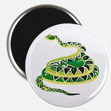 Green Snake Magnet