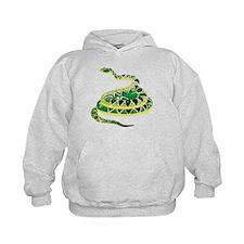 Green Snake Hoodie