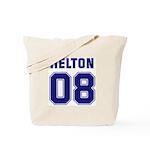 Helton 08 Tote Bag