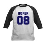 Hofer 08 Kids Baseball Jersey