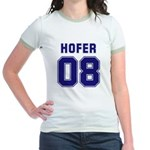 Hofer 08 Jr. Ringer T-Shirt