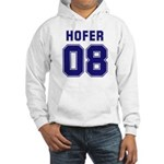 Hofer 08 Hooded Sweatshirt