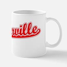 Retro Summerville (Red) Mug
