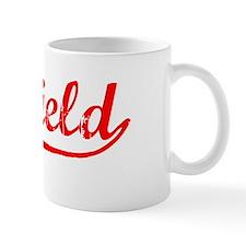 Vintage Garfield (Red) Mug