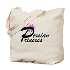 Persian Princess Tote Bag