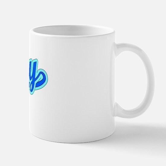 Retro Oakley (Blue) Mug