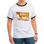 Shoot Cows Ringer T