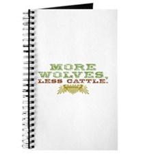 More Wolves. Less Cattle. Journal
