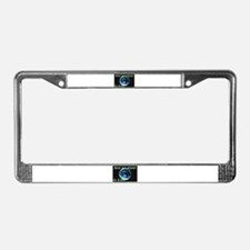 Save our Planet-Go Green License Plate Frame