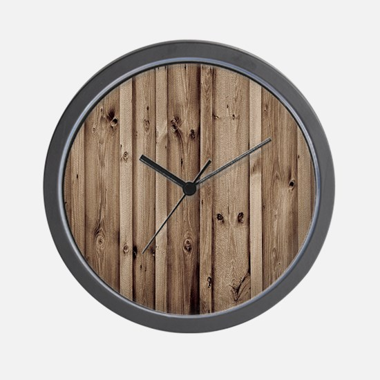 Funny Country western Wall Clock
