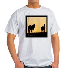 Sunset Horse T-Shirt