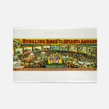 Ringling Bros' Rectangle Magnet