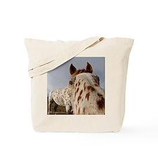 Humorous Equine Tote Bag
