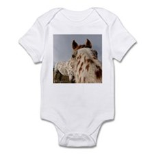 Humorous Equine Infant Bodysuit