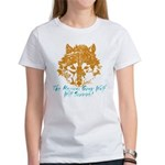 The Wolf Will Survive! Women's T-Shirt