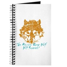 The Wolf Will Survive! Journal