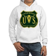 US Cattle Service Hoodie