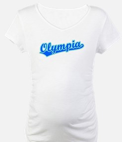 Retro Olympia (Blue) Shirt