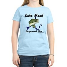 Lake Mead Largemouth Women's T-Shirt