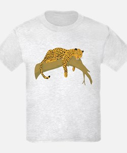 Lazy Leopard T-Shirt