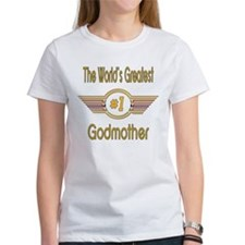 Number 1 Godmother Tee