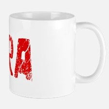 Shira Faded (Red) Mug