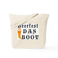 BeerFest Das Boot Tote Bag
