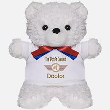 Number 1 Doctor Teddy Bear