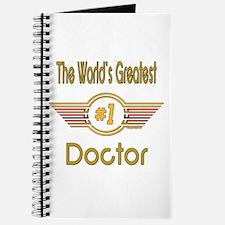 Number 1 Doctor Journal