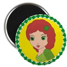 Irish Princess Magnet