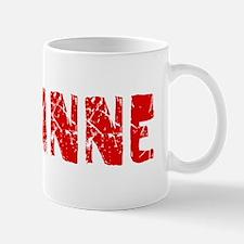 Shyanne Faded (Red) Mug