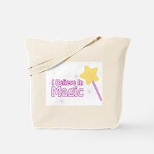 I Believe In Magic Tote Bag