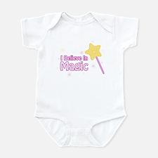 I Believe In Magic Infant Bodysuit
