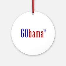 gobama Ornament (Round)
