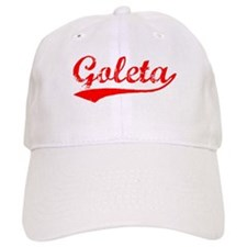 Vintage Goleta (Red) Baseball Cap