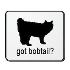 Got Bobtail? Mousepad