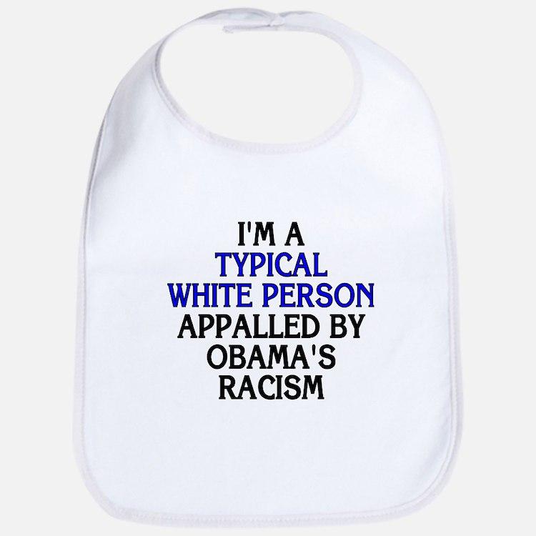 Typical white person (bib)