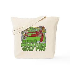 Miniature Golf Pro Tote Bag