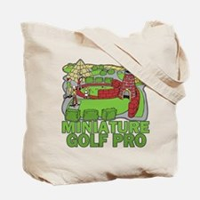 Miniature Golf Pro Tote Bag