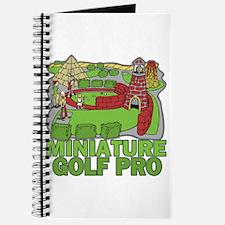 Miniature Golf Pro Journal