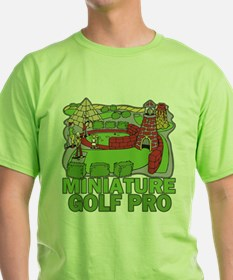 Miniature Golf Pro T-Shirt