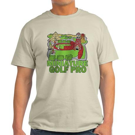 Miniature Golf Pro Light T-Shirt