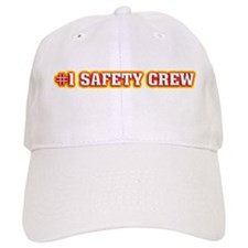 Baseball Cap-SAFETY CREW