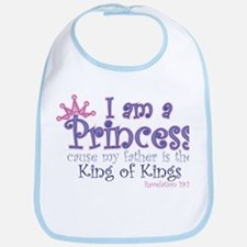 I am a Princess Bib