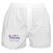 I am a Princess Boxer Shorts